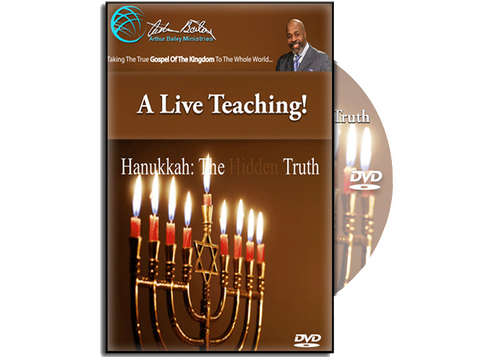 Hanukkah: The Hidden Truth