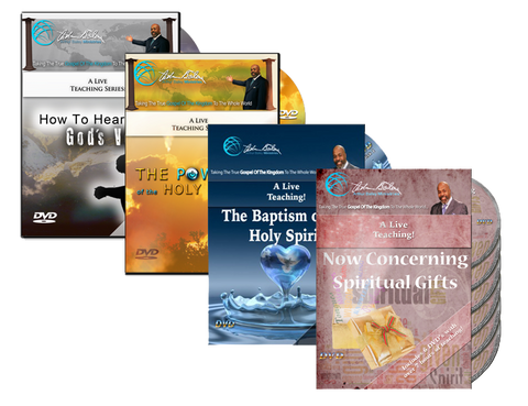 Holy Spirit Power Pack (DVDs)