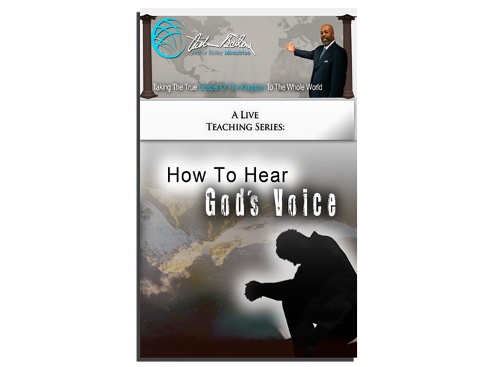 How to Hear God's Voice (BOOK)