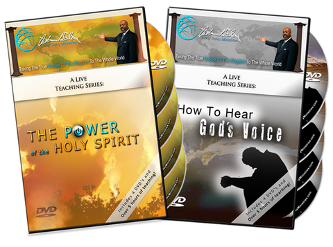 HOW TO HEAR God's Voice & POWER OF THE HOLY SPIRIT