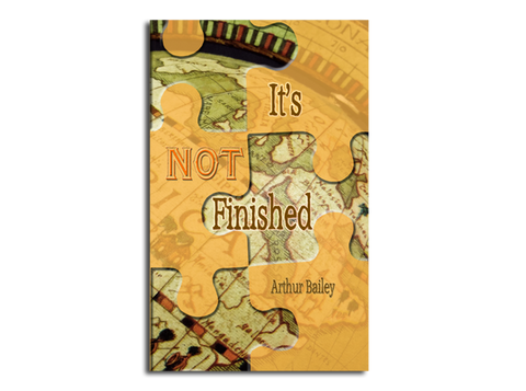It's NOT Finished (BOOK)