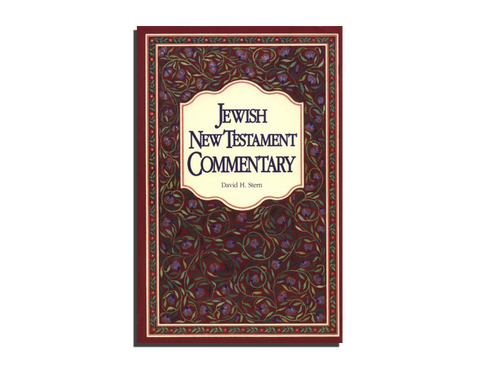 Jewish New Testament Commentary (BOOK)