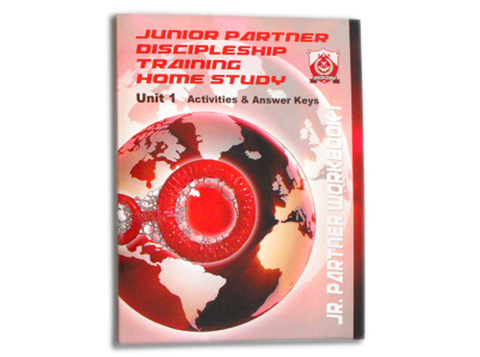 Junior Partner Discipleship Training Activities & Answers - Unit 1: Classes 1-4