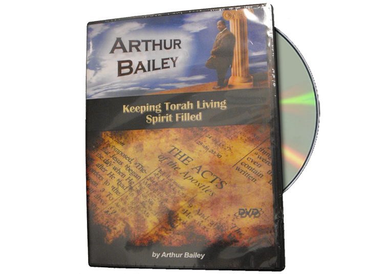 _Keeping Torah Living Spirit Filled (DVD)
