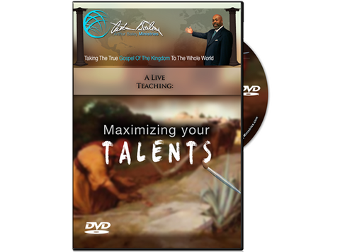 Maximizing Your Talents (DVD)