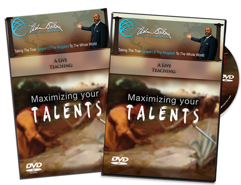 Maximizing Your Talents (DVD/Book Combo)