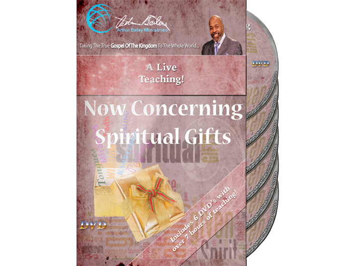 Now Concerning Spiritual Gifts (DVD)