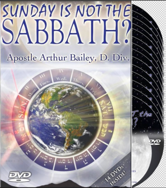 Sunday is Not The Sabbath? (14)