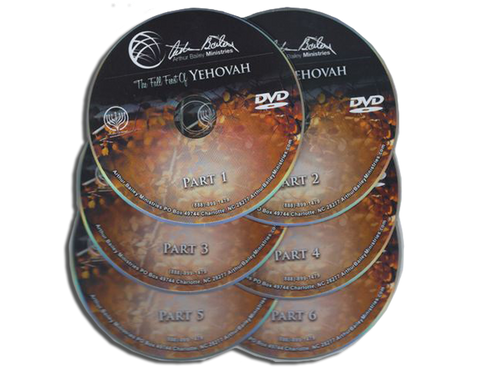 The Fall Feasts of YeHoVaH – 6 DVDs