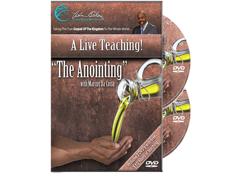The Anointing 2 DVDs
