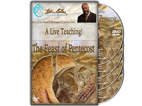 The Feast of Pentecost (4 DVD's)