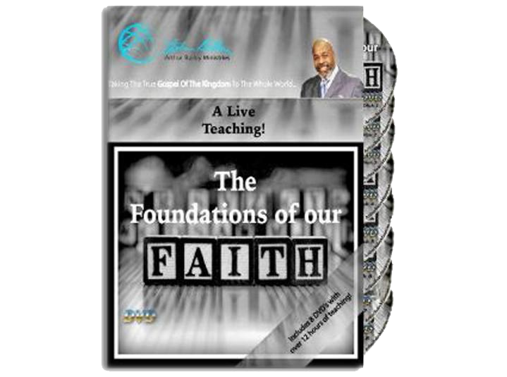 The Foundations of our Faith - 8 DVDs