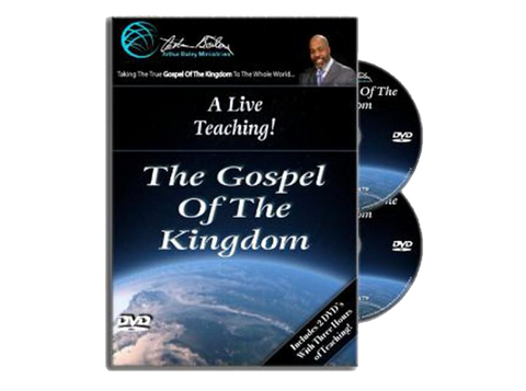 The Gospel of the Kingdom (2 DVDs)