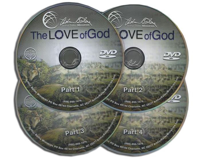 The Love Of God – 4 DVDs