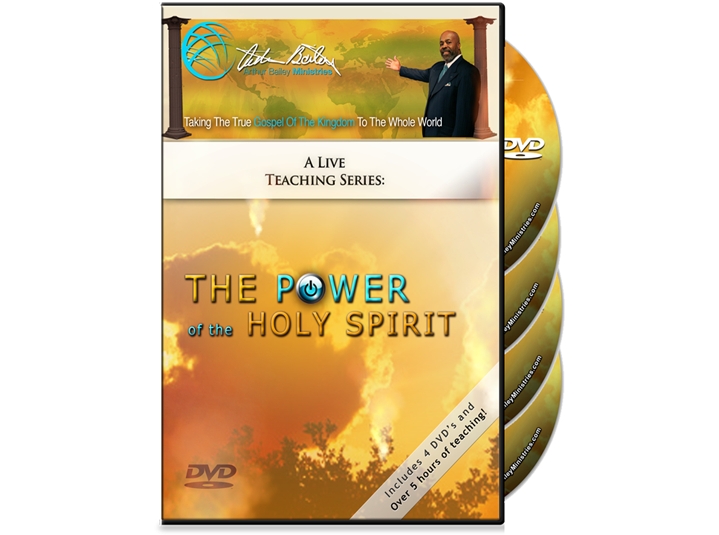The Power Of The Holy Spirit (DVD)