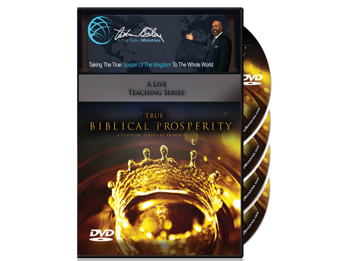 True Biblical Prosperity (4 DVDs)