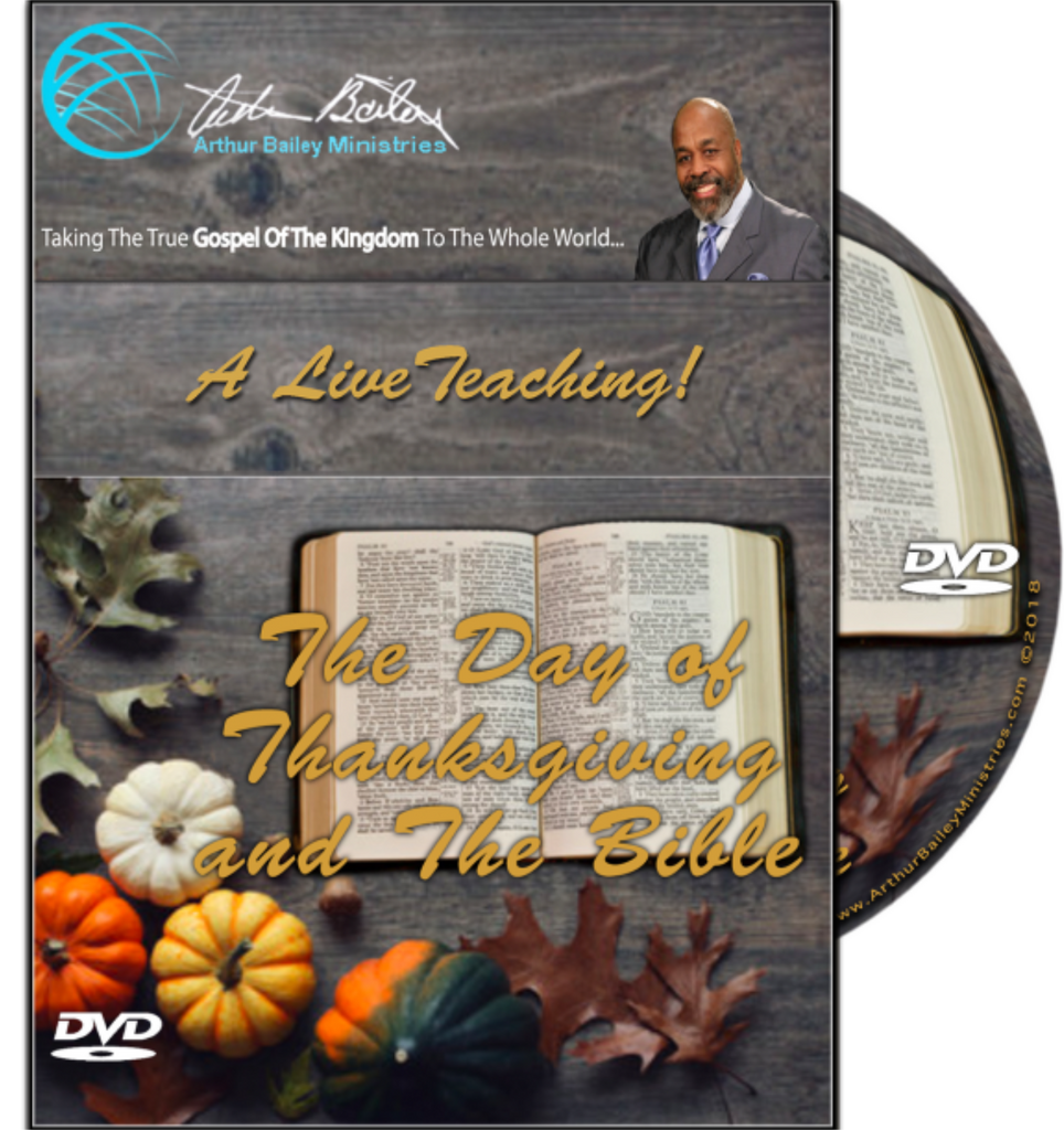The Day of Thanksgiving and the Bible