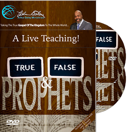 True Prophets & false prophets - 2 DVDs