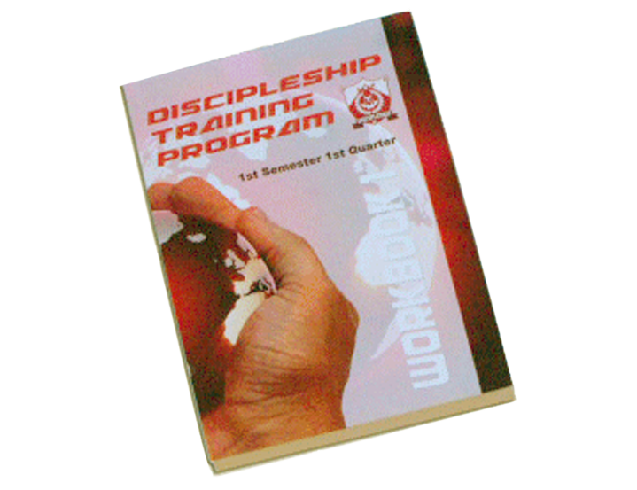 Discipleship Training Program Workbook 1