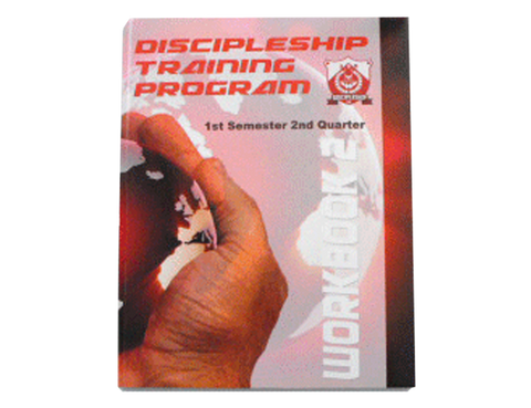 Discipleship Training Program Workbook 2