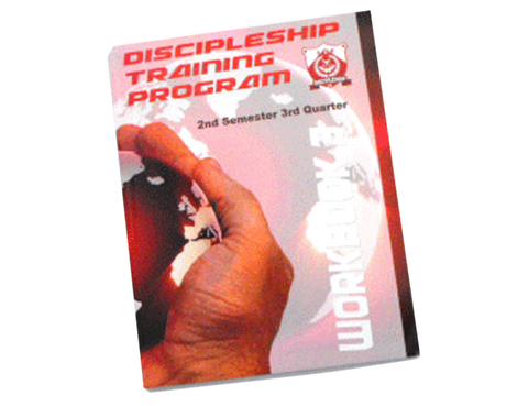 Discipleship Training Program Workbook 3