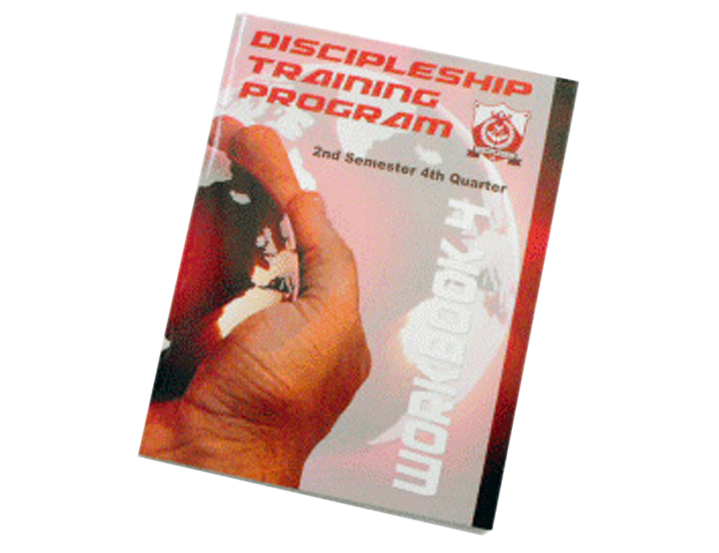 Discipleship Training Program Workbook 4