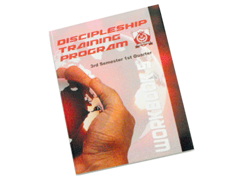 Discipleship Training Program Workbook 5