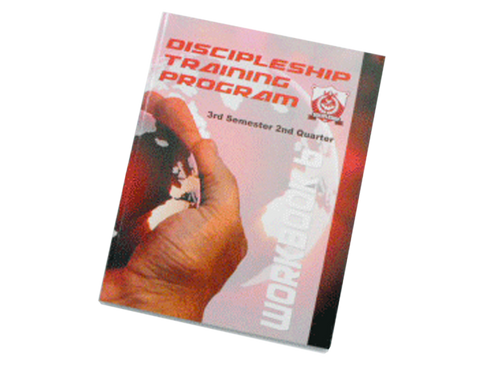 Discipleship Training Program Workbook 6