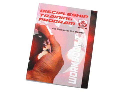 Discipleship Training Program Workbook 7