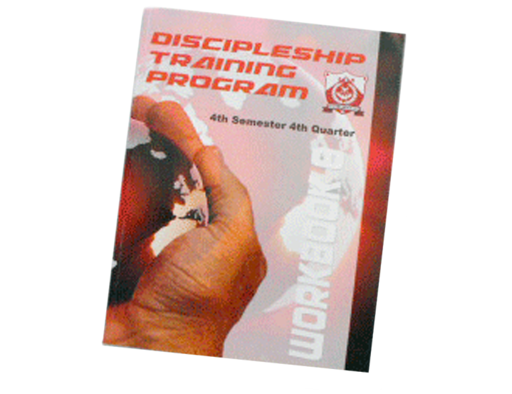 Discipleship Training Program Workbook 8