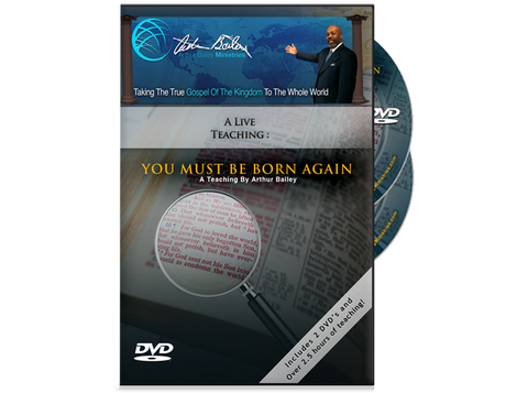 You Must Be Born Again (DVD)