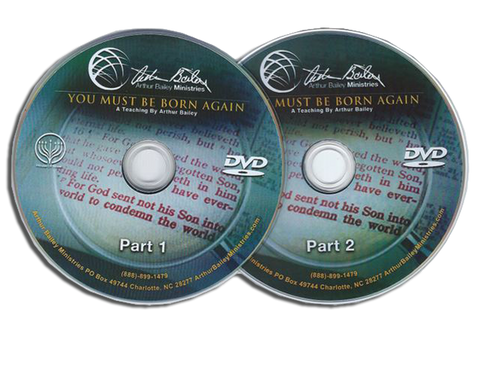 You Must Be Born Again – 2 DVDs