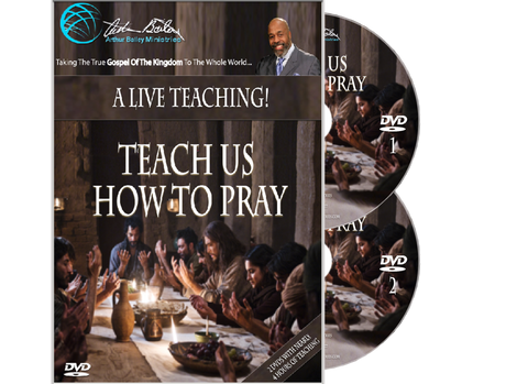 Teach Us How To Pray (2 DVDs)