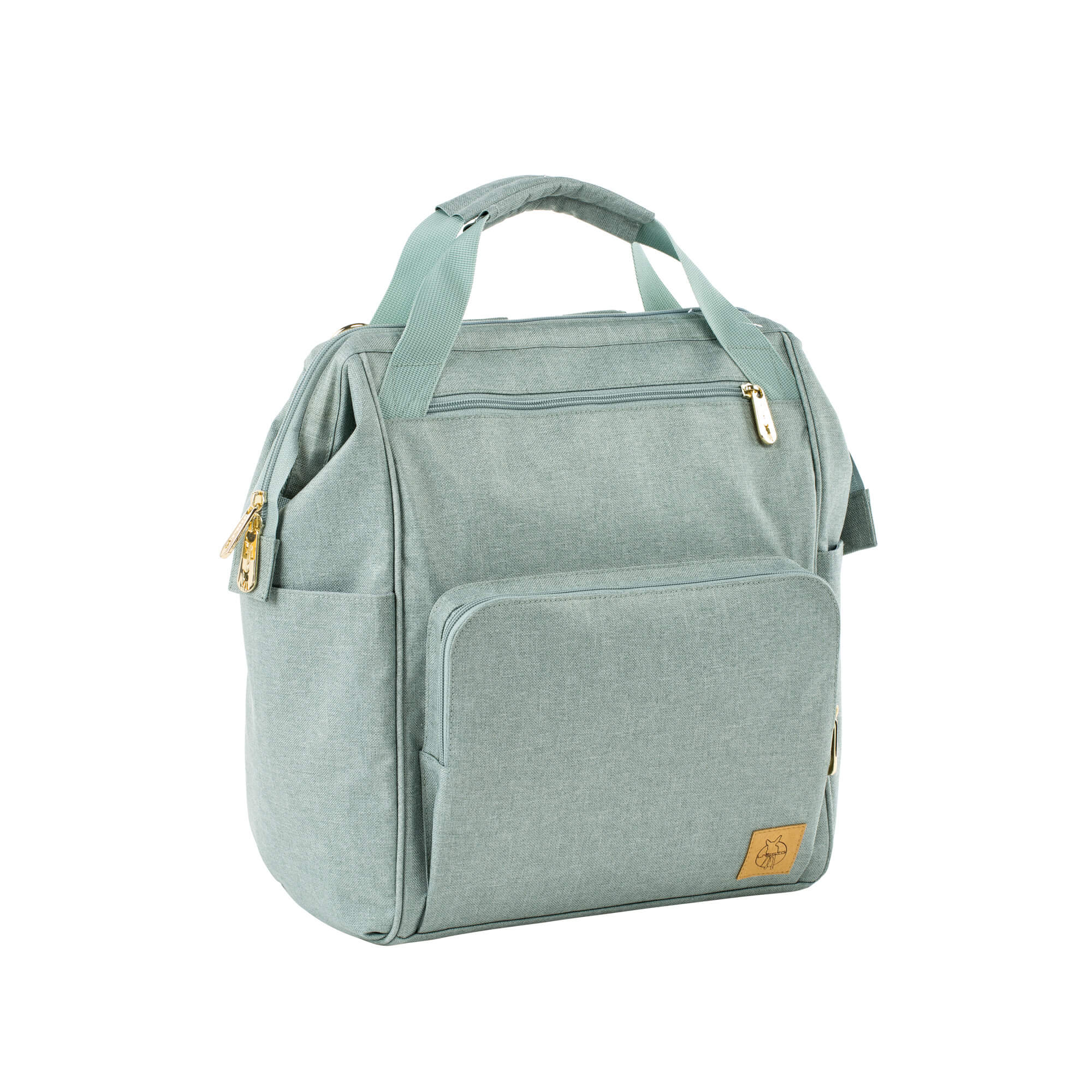 Bolso mochila Goldie Diaper Backpack de Lassig