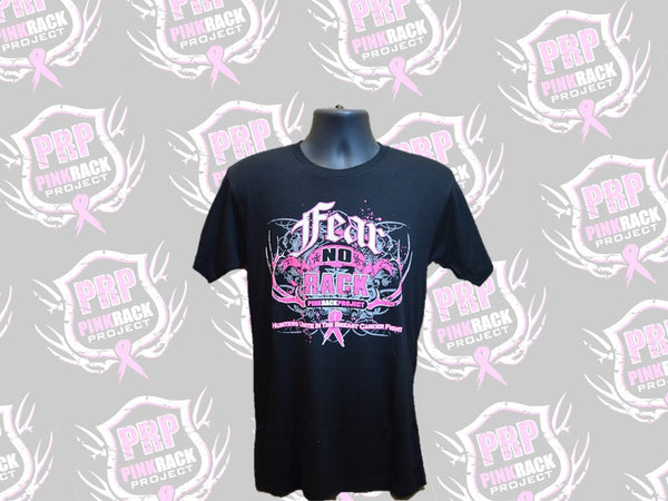 Fear No Rack Unisex Tee - Pink Rack Project