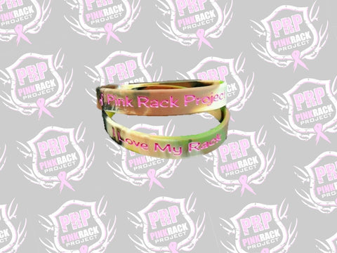 I Love My Rack Bracelet with Pink Rack Project