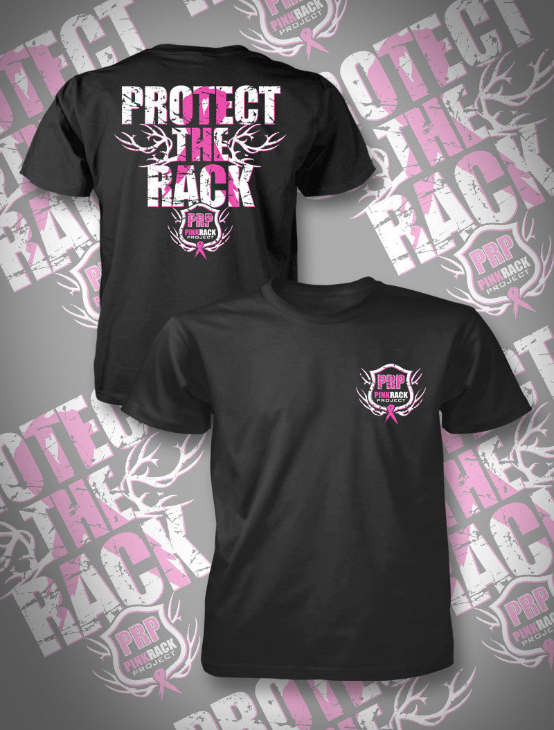 Protect The Rack Unisex Tee - Pink Rack Project