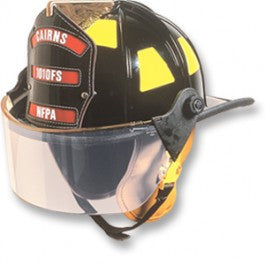 Cairns 1010 Helmet with 4 Inch Tuffshield