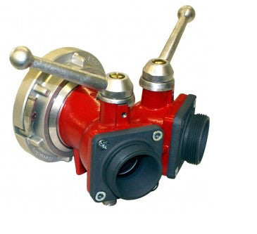 2-way ball valve Mid-Size