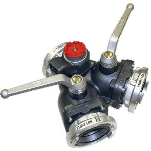 2-Way Ball Valve Superflow