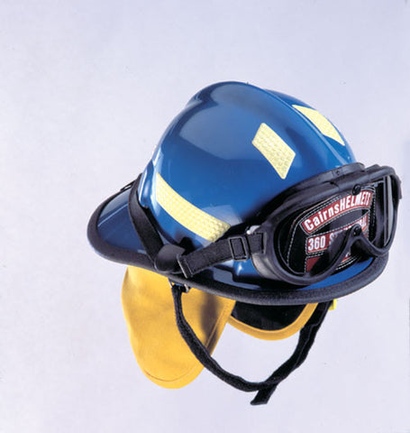 Cairns Structural 360S Helmet with ESS Goggles