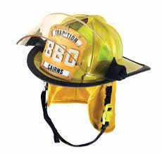 Cairns 880 Traditional Helmet with 4 Inch Tuffshield