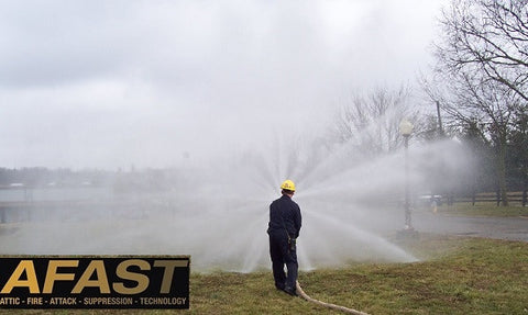 AFAST 1 Fire Suppression Video