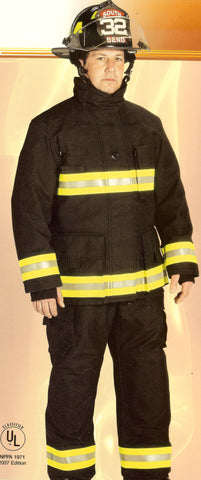 Bristol Classic Turnout Gear-Advance Rip Stop Fabric