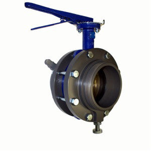 Butterfly Valves – Threaded