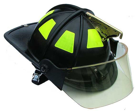 Cairns 1044 Helmet with 4 Inch Tuffshield