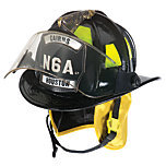 Cairns N6A Houston Leather Helmet with Bourkes and ESS Innerzone 3 Goggles