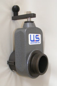 "2 1/2"" US Coupling Gate Valve"