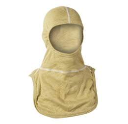 Majestic Fire PBI Gold Outer P84 Inner PAC2 Hood