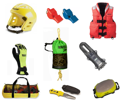 R-N-R Water Rescue Attendant Kit
